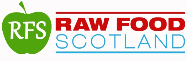 Raw Food Scotland logo