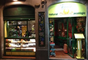 Raw Food in Barcelona