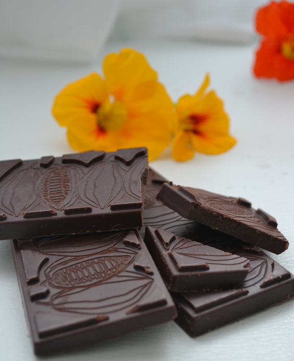 Decadently pure raw chocolate review for Raw food bars uk