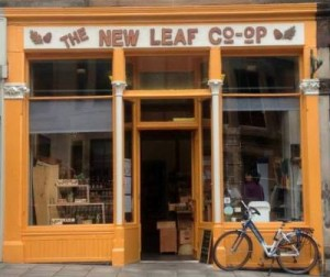 New Leaf Coop, Edinburgh