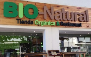 Bio Natural organic restaurant and grocery store