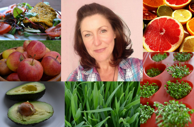 Lisa Murphy Rawfood Coach Glasgow